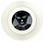 "INTERVIEW - 7"" CLEAR VINYL DISC"